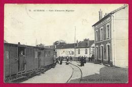 CPA Auxerre - Gare D'Auxerre Migraine - Auxerre