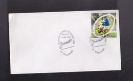 """Enveloppe 1er Jour  """"COUPE DU MONDE DE RUGBY """" 1er Septembre 1999 ,  Obliteration De TOULOUSE - Rugby"""