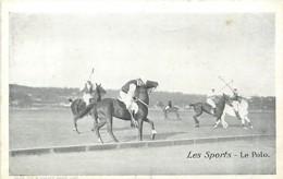 LES SPORTS - LE POLO - Sports