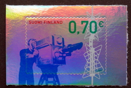 Finland 2007  TV Broadcasting 50 Years  MiNr.1829   MNH (**)    ( Lot  F 1348 ) - Unused Stamps