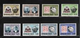 HAITI,  1983, 100 Years UPU Membership 8v  MNH - Haití