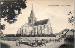 51 - SOMME SUIPES --  Eglise - France