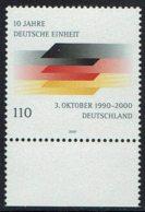 BRD 2000, MiNr.: 2142  ** - [7] Repubblica Federale