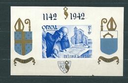 [2853]  Blok 19A ** Postfris - Blokken 1924-1960