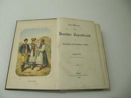 1874 Der Neue Deutsche JugendFreund - Franz Hoffmann - Schmitt & Spring Stuttgart - Livres, BD, Revues