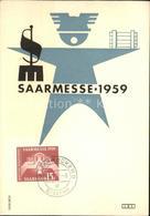 41579685 Saarbruecken Saarmesse 59 Werbeplakat Saarbruecken - Germany