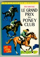 """B.V. N°380 - Pat Smythe - Série """"Ji-Ja-Jo""""  - """"Le Grand Prix Du Poney Club"""" - 1969 - Libri, Riviste, Fumetti"""