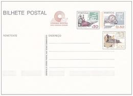 PORTOGALLO - Cartolina Postale - Ordinaria Strumenti  $50+12,50+3,00  Nuova** - Entiers Postaux