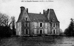 La Chapelle - Chaussée (35) - Le Château. - France