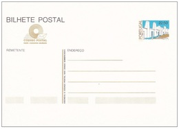 PORTOGALLO - 1986 Cartolina Postale - Casas Alentejanas  22$50  Nuova** - Entiers Postaux