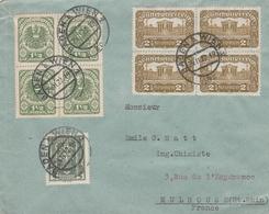 Autriche Lettre Pour La France 1922 - 1918-1945 1. Republik