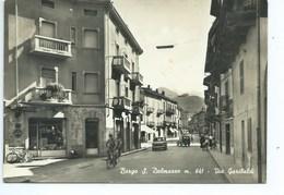 Borgo Dalmazzo Via Garibaldi - Cuneo