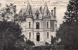 La Chapelle -Erbrée (35) - Le Château. - Francia