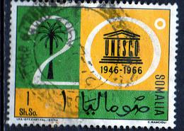 PIA - SOMALIA - 1966: 20° Anniversario Dell' UNESCO  - (Yv  60) - Somalie (1960-...)