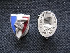 Insigne Gouvernement De Vichy - Insignes & Rubans