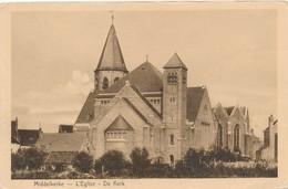 CPA - Belgique - Middelkerke - L'Eglise - De Kerk - Middelkerke