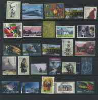 STAMPS - COLLECTION OF 26 MODERN NORWAY - USED - Collections