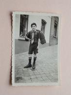 Scouts / Chiro ( Dalia ) Vertrek Op Kamp > Juillet 1941 ( Formaat +/- 6 X 9 Cm. ) ! - Padvinderij