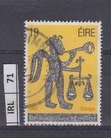 IRLANDA   1981Europa 19 Usato - 1949-... Repubblica D'Irlanda