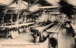 Panhard & Levassor - Atelier De Planage Des Series A Ruban - Voitures De Tourisme
