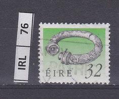 IRLANDA   1990Tesori D'arte 32 Usato - 1949-... Repubblica D'Irlanda
