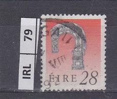 IRLANDA   1991Tesori D'arte 28 Usato - 1949-... Repubblica D'Irlanda