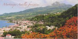 ILE DE LA MARTINIQUE  - SAINT PIERRE ET LA MONTAGNE PELEE  ANTILLES FRANCAISES - Martinique