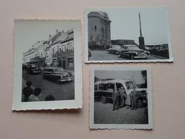 Lotje VARIATIE Auto's / Autobus ( Formaat Allerlei ) 12 Foto's ! - Automobiles
