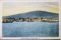 Jamaica Kingston Harbour - Postcards