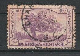 MiNr. 376 USA 1935, 26. April. 300 Jahre Besiedelung Des Staates Connecticut. - Vereinigte Staaten