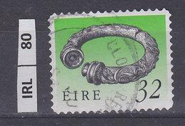 IRLANDA   1992Tesori D'arte 32 Autoadesivo Usato - 1949-... Repubblica D'Irlanda