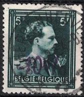 COB / OBP N° 724P Centraal Gestempeld / Oblitéré Centrale Scherpenheuvel (Montaigu) - 1946 -10%