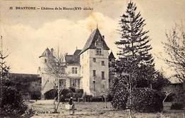 24 - BRANTOME - Château De La Hierce - - Brantome