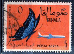 PIA - SOMALIA - 1961: Farfalla : Papilio Ansorgei  - (Yv  P.A. 13) - Somalia (1960-...)