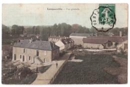 Longueville - Vue Générale - édit. Clément Cassière  + Verso - France