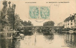 46* BRETENOUX  Pont     MA86,0617 - Bretenoux