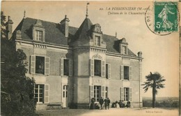 49* LA POSSONNIERE Château De La Chauminette    MA86,0750 - Non Classés