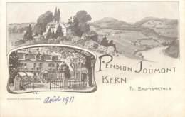 Suisse - Bern - Pension Joumont - BE Berne