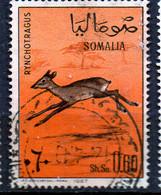 PIA - SOMALIA - 1967: Gazzella : Rynchotragus   - (Yv  63) - Somalie (1960-...)