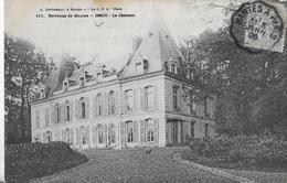 Issou. La Facade Du Chateau D'Issou. - Other Municipalities