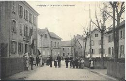 VALDOIE La Rue De La Gendarmerie - Valdoie