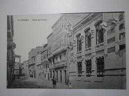 Espagne. La Coruna, Calle Del Orzan (8104) - La Coruña