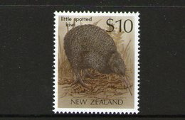 NEW ZEALAND, 1983  $10 LITTLE KIWI MNH - Nuevos
