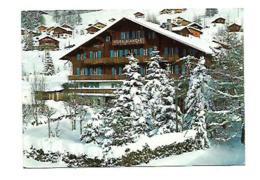 VERBIER HOTEL ROSA BLANCHE - VS Valais