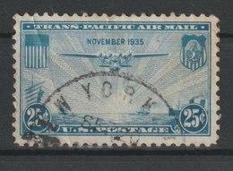 MiNr. 380 USA  1935, 22. Nov. Eröffnung Der Fluglinie über Den Pazifischen Ozean (Hawaii, Guam, Philippinen). - Oblitérés