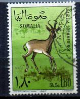PIA - SOMALIA - 1967: Gazzella : Gazzella Soemmeringi    - (Yv  65) - Somalie (1960-...)