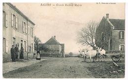 Balore - Grande Rue Et Mairie - Other Municipalities