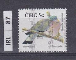 IRLANDA    1998Uccelli,5 Usato - 1949-... Repubblica D'Irlanda