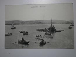 Espagne. La Coruna, El Puerto (8107) - La Coruña