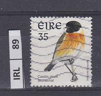 IRLANDA    1998Uccelli,35 Usato - 1949-... Repubblica D'Irlanda